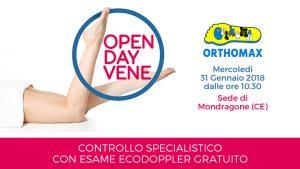 Open Day Vene a Mondragone (CE)