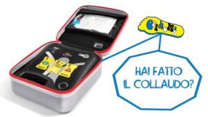 E' tempo di manutenzione per il tuo defibrillatore. Orthomax effettua il collaudo sui DAE.